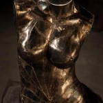 Thumbnail for Persephone - rzeźba z metalu gallery