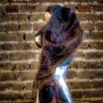Thumbnail for rzeźba metalowa Persefona Wiosna