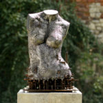 Thumbnail for Rzeźba ze stali Persefona Lato gallery